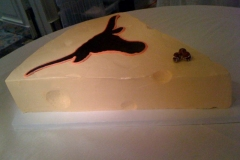 Cheesehead-with-Longhorn-Cake
