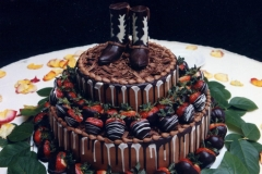 Chocolate-Boots-Cake
