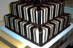 Chocolate-Stripes