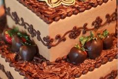 Fleur-de-Lis-Cake