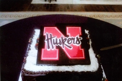 Huskers-Cake