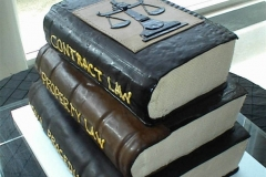 Law-Books-Cake