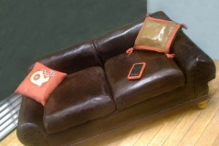 Leather-Sofa-Cake