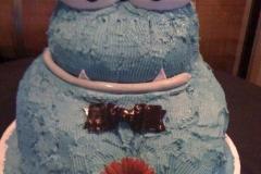 Monster-Puppet-Cake