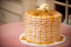 Pancakes-Cake