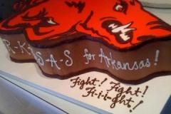 Razorback-Cake